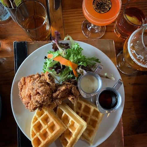 sustainable restaurants in denver old major